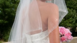 Finding that Perfect Veil for your Wedding Dress