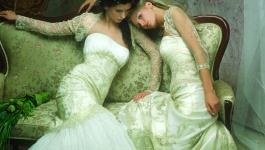 Lace Wedding Gowns Make You Beautiful