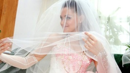 All About Wedding Veils