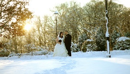 Opting for a Winter Wedding