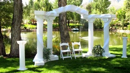 Wedding Backdrops To Change Your Wedding Location