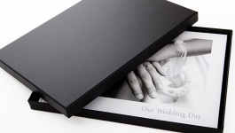 Make Your Own Wedding Photo Books