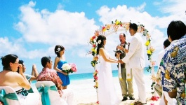 So you Want to Have a Beach Themed Wedding…
