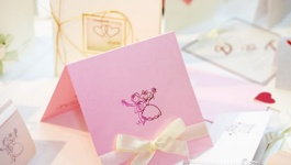 Do-It-Yourself Wedding Stationary: Stamps