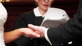 Getting Married by the Justice of the Peace