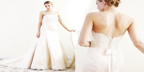 How to Get your Wedding Dress from Point A to Point B