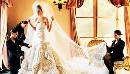 The Then and Now: A Look at how Wedding Dresses have Evolved