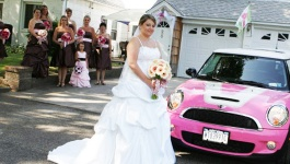 Alternative Wedding Transportation Ideas