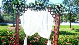 How to Make your Very Own Wedding Arch