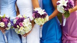 Choosing Bridesmaid Dresses and Accessories for a Fall Wedding