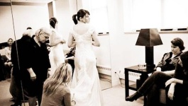 """How to """"Measure Up"""" for your Wedding Dress"""